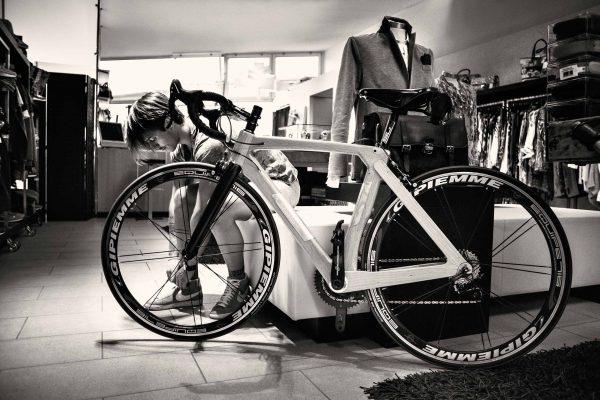 Bicicletta Maranello sportiva