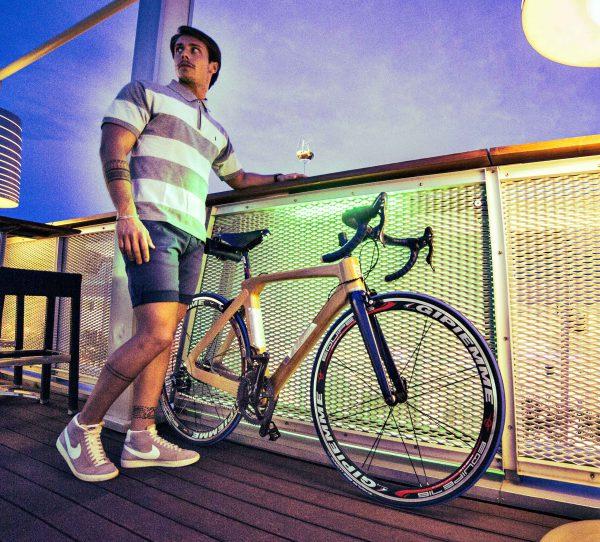 urban bike di design modello Milano fuori produzione