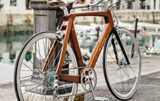 Urban bike luxury e di design