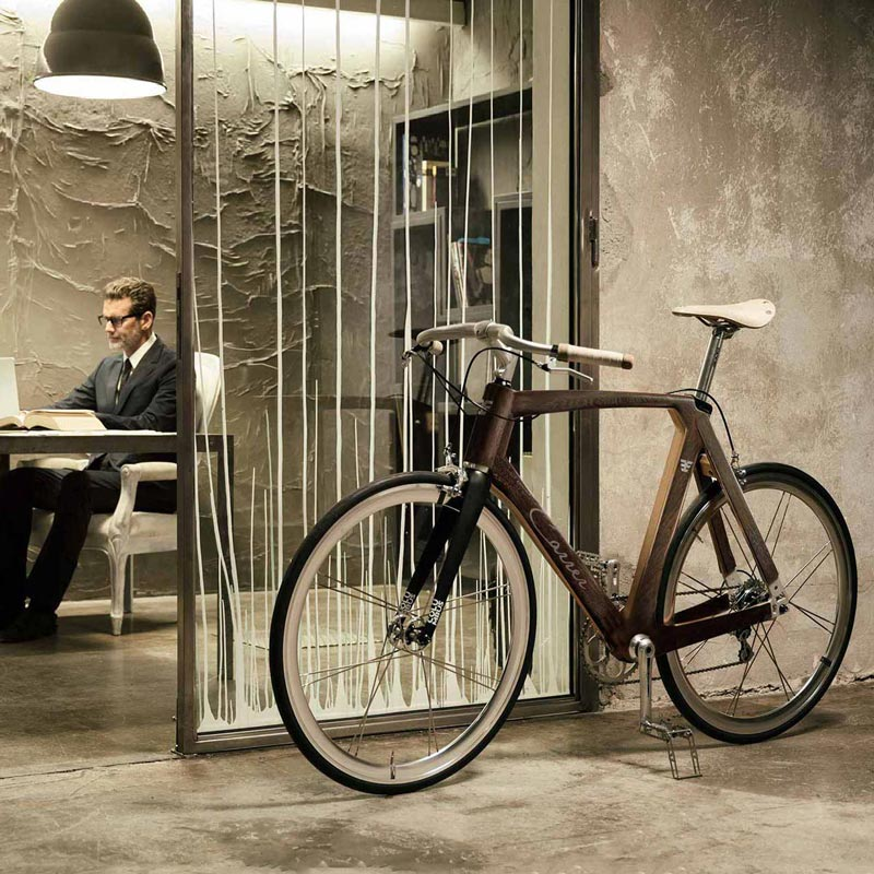 Bicicletta di design tailor made CarrerBikes