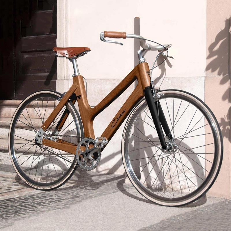 Bicicletta di design da donna modello Venezia