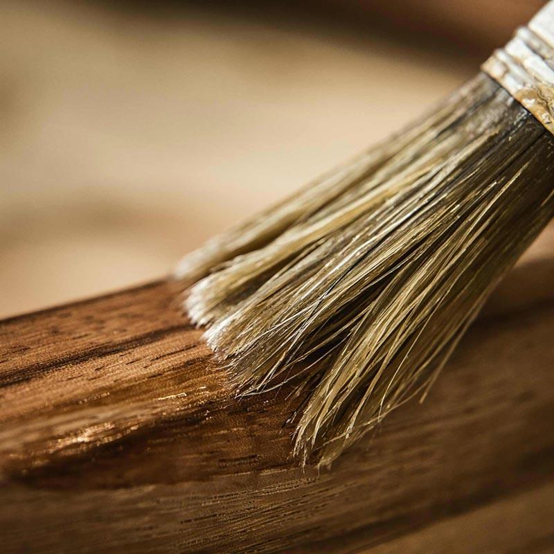 pennello e legno dei telai CarrerBikes