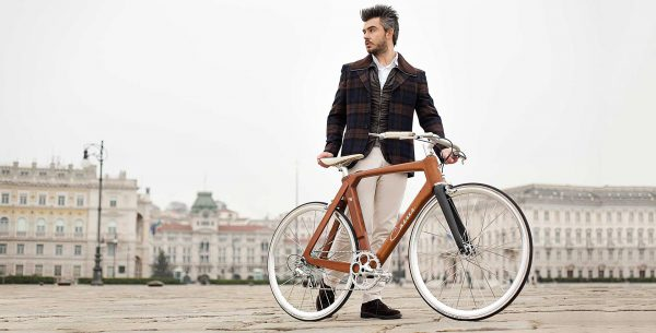 Iroko urban bike di Carrer