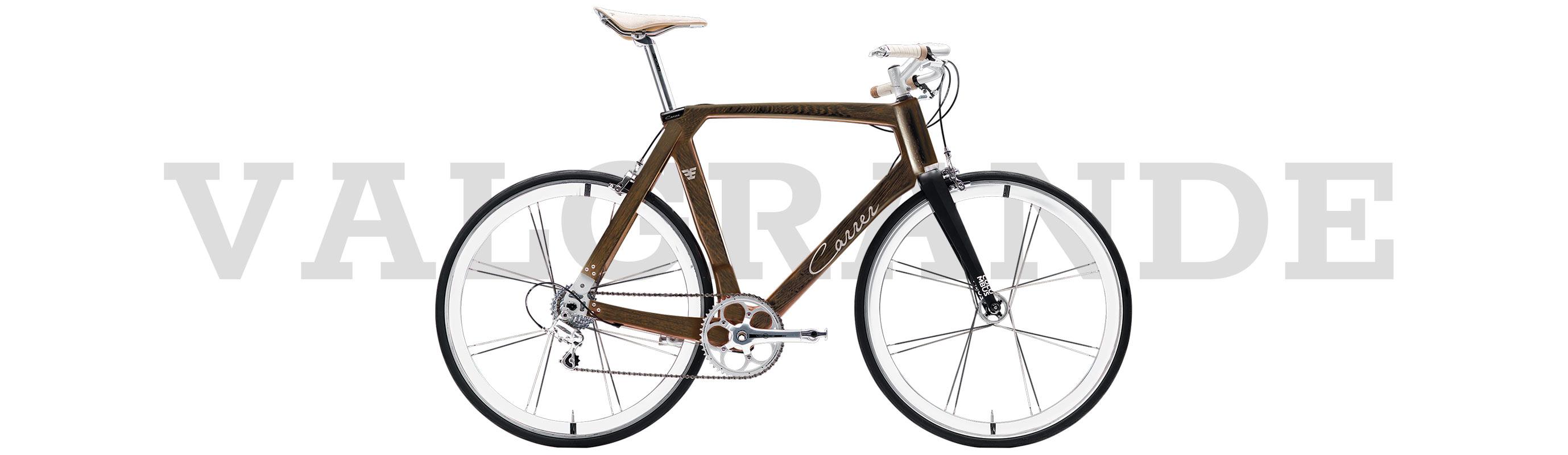 City bike Valgrande