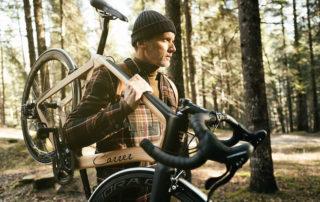 Bicicletta sportiva Maranello CarrerBikes montagna