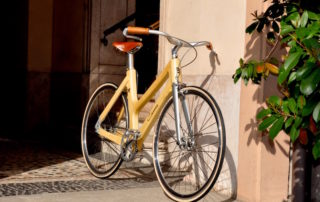 City bike da donna VENEZIA made in Italy Carrer