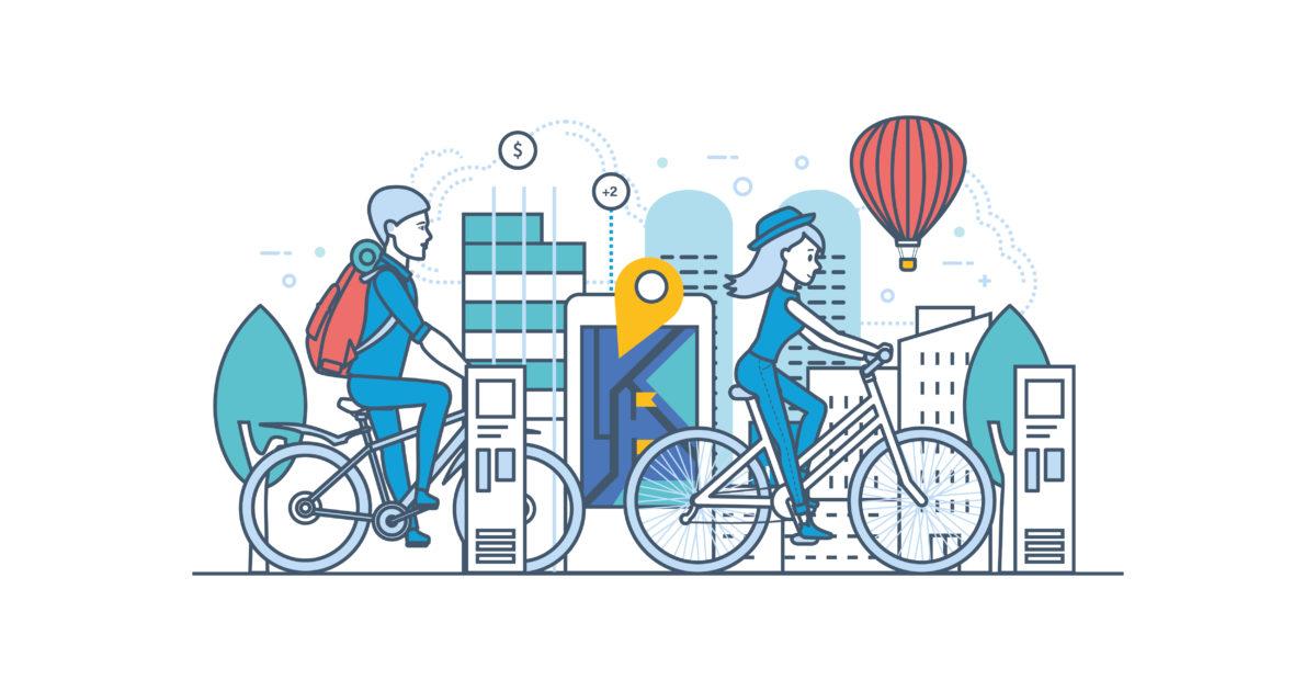 App per andare in bici consigliate da Carrerbikes