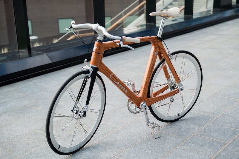 Gianni Carrer bicicletta